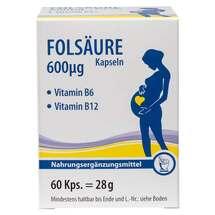 Produktbild Folsäure Kapseln
