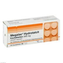 Produktbild Megalac Hydrotalcit Kautabletten