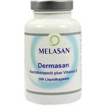 Produktbild Nachtkerzenöl 500 mg + Vitamin E Melasan Kapseln