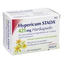 Produktbild Hypericum STADA 425 mg Hartkapseln