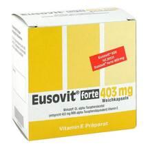 Produktbild Eusovit forte 403 mg Weichkapseln