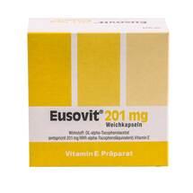 Produktbild Eusovit 201 mg Weichkapseln