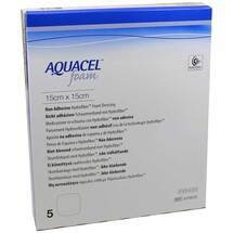 Produktbild Aquacel Foam nicht adhäsiv 15x15 cm Verband
