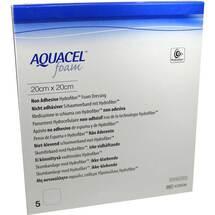 Produktbild Aquacel Foam nicht adhäsiv 20x20 cm Verband