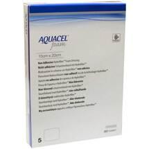 Produktbild Aquacel Foam nicht adhäsiv 15x20 cm Verband