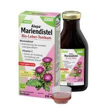 Produktbild Alepa Mariendistel Bio-Leber-Tonikum Salus
