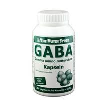 Produktbild Gaba 500 mg vegetarische Kapseln