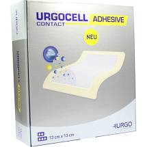 Produktbild Urgocell Adhesive Contact Verband 13x13 cm