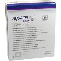 Produktbild Aquacel Ag Foam adhäsiv 12,5x12,5cm Verband