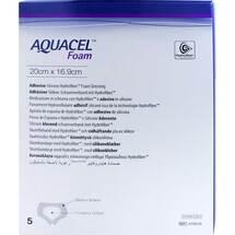 Produktbild Aquacel Foam adhäsiv Sakral 16,9x20 cm Verband