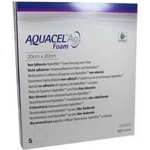 Produktbild Aquacel Ag Foam nicht adhäsiv 20x20cm Verband
