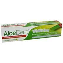 Produktbild Aloe Vera Zahnpasta Whitening Fluor