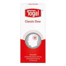 Produktbild Togal Classic Duo Tabletten