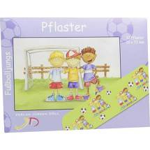 Produktbild Kinderpflaster Fußballjungs Briefchen