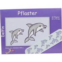 Produktbild Kinderpflaster Delfin Briefchen