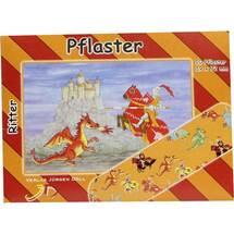 Produktbild Kinderpflaster Ritter Briefchen