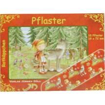Produktbild Kinderpflaster Rotkäppchen Briefchen