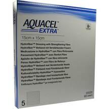 Produktbild Aquacel Extra 15x15 cm Kompressen