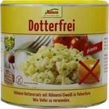 Dotterfrei Hühnerei Dotterersatz mit Hühnereiw.