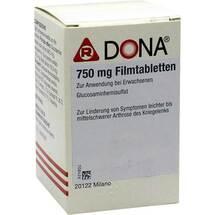 Produktbild Dona 750 mg Filmtabletten