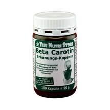 Produktbild Beta Carotin 8 mg Bräunungskapseln