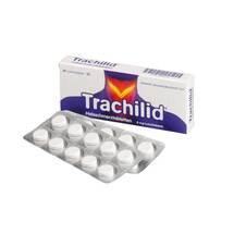 Produktbild Trachilid Halsschmerztabletten Lutschtabletten