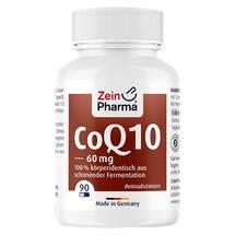 Produktbild Coenzym Q10 Kapseln 60 mg