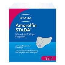 Produktbild Amorolfin STADA 5% wirkstoffhaltiger Nagellack
