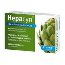 Produktbild Hepacyn Frischpflanzen Artischocke Filmtabletten