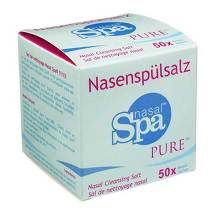 Produktbild Nasal Spa Nasenspühlsalz Pure