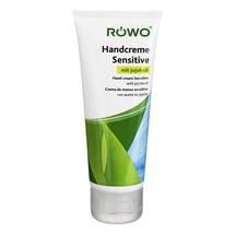 Produktbild Handcreme Sensitive Röwo