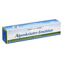 Produktbild Alpenkräuter Emulsion