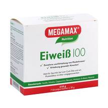Produktbild Eiweiss 100 Mix Kombi Megamax Pulver