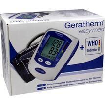 Produktbild Geratherm Blutdruckmessgerät Oberarm easy med