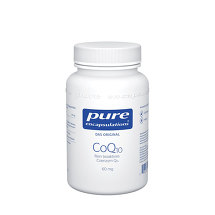 Produktbild Pure Encapsulations CoQ10 60 mg Kapseln