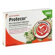 Produktbild Protecor Herz Kreislauf Tabletten z.Funktionsunt.Salus