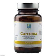 Produktbild Curcuma + schwarzer Pfeffer Kapseln