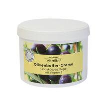 Produktbild Olivenbutter Creme Vitamin E