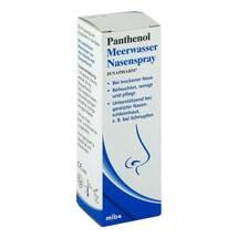Panthenol Meerwasser Nasenspray Jenapharm