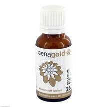 Produktbild Biochemie Senagold 26 Selenium D 12 Globuli