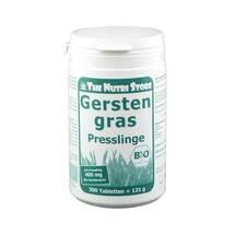 Produktbild Gerstengras 400 mg Bio Presslinge