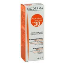 Produktbild Bioderma Photoderm Akn Mat Sonnenfluid SPF 30