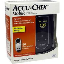 Produktbild Accu Chek Mobile Set mg / dl III