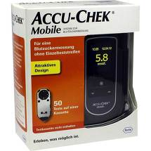 Accu Chek Mobile Set mmol / l III
