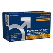 Produktbild Fertilovit M Plus Kapseln