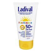 Ladival Kinder Sonnenschutz Creme Gesicht LSF 50 +