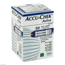 Accu Chek Aviva Plasma II Teststreifen