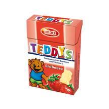 Intact Klikbox Teddys Erdbeere Bonbons