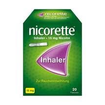 Produktbild Nicorette Inhaler 15 mg