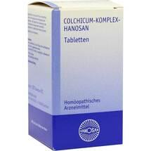 Produktbild Colchicum Komplex Hanosan Tabletten